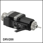 8 mm Travel Stepper Motor Actuator
