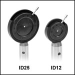 Post-Mounted Iris Diaphragms
