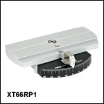 Rotation Slide Platform for 66 mm Optical Rails