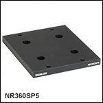 NRT/LNR Stage Adapter Plate