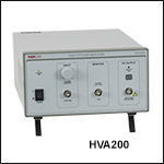 High Voltage Amplifier for EO Modulators and Shear Piezo Actuators