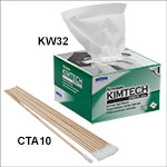 Kimwipes<sup>™</sup> and Cotton-Tipped Applicators