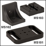 MS Series Stage Plates