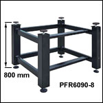 Non-Isolating Support Frames, 800 mm Height