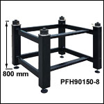 Heavy-Duty Passive 800 mm Support Frames