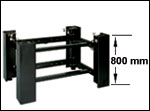 Active Isolation 800 mm Support Frames