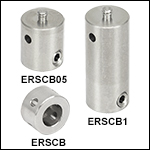 ER Rod Adapter for 30 mm and 60 mm Cage Systems