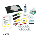 Fiber Optic Termination / Connectorization Kit