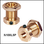 3/16in-100 Ultra-Fine Locking Bushing with Nut