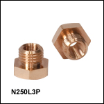 M3 x 0.25 Adjuster Nut
