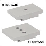 Mounting Platforms for 66 mm Rails