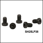 Screws for 34 mm Optical Rails