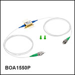 Booster Optical Amplifiers, Butterfly Package