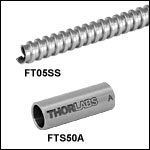 Ø5.0 mm Stainless Steel Tubing and Sleeves