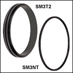 SM3 Lens Tube Couplers