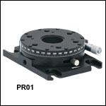 High-Precision RotationPlatform