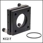 60 mm Kinematic Cage Mount