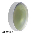 Axicons (AR Coated: 650 - 1050 nm)
