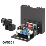 Small Beam Diameter Galvanometer Systems