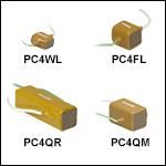 Square 150 V Piezoelectric Actuators