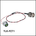 Mounted Piezo Actuator