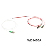 Wavelength Division Multiplexers: 1480 nm / 1550 nm