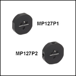 Ø1/2in Off-Axis Parabolic Mirror Mounting Adapters