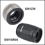 Non-Rotating Adjustable-Length Lens Tubes