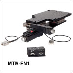 Motorized Microscope Translator