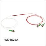 Wavelength Division Multiplexer: 1550 nm / 1625 nm