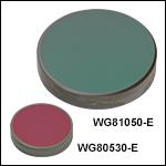 Silicon Windows, AR Coated: 3 - 5 µm