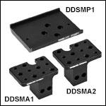 DDSM100 Adapter Plates
