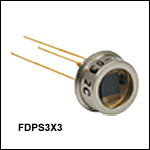 PbS Photoconductor: 1.0 - 2.9 µm