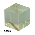 90:10 (R:T) Cube Beamsplitter