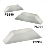 Unmounted Dove Prisms, Uncoated