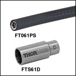 Ø6.1 mm Stainless Steel Tubing and Sleeves