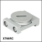 Counterbored Pivot Platform for 66 mm Rails