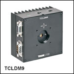 Temperature Controlled Laser Diode Mount for Ø5.6 and Ø9 mm Lasers