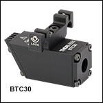 Quick-Release Beam Trap for 30 mm Cage Systems