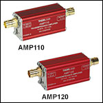 Transimpedance Amplifiers for Photodiodes