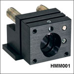 Kinematic Flexure Stage Mount and RMS Adapter