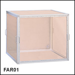Faraday Enclosures for ScienceDesk Frames