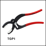 Soft Jaw Pliers, Ø1/2in to Ø2.5in