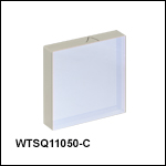 Conductive Windows, AR Coating: 1050 - 1620 nm