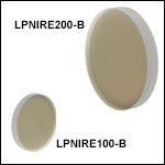 Economy Laminated Film Polarizers, 600 - 1100 nm
