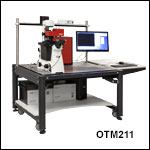 Complete Optical Tweezers Microscope System