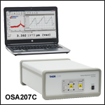 Fourier Transform Optical Spectrum Analyzers<br>