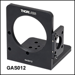 Mounting Bracket for Galvo Mirror and Scan Lenses
