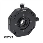 60 mm Cage XYZ Translator for Ø1in Optics