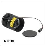 Quartz Tungsten-Halogen Lamp
